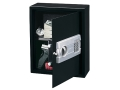 Product detail of Stack-On Personal Drawer/Wall Safe with Electronic Lock and 1 Shelf Charcoal Gray