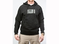 5.11 Men's Embroidered Flag Hooded Sweatshirt Synthetic Blend