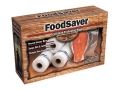 Product detail of FoodSaver Gamesaver 8&quot; Vacuum Packaging Bags 20&#39; Roll Pack of 2