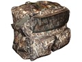 Drake Large Floating Blind Bag Polyester Mossy Oak Shadow Grass Blades Camo