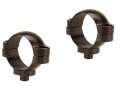 Product detail of Leupold 30mm Quick-Release Rings Gloss Medium
