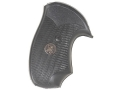 Product detail of Pachmayr Compac Grips Taurus Small Frame Rubber Black