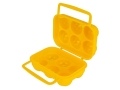 Coghlan's Hiker Egg Carrier Polymer Yellow