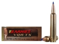 Barnes VOR-TX Ammunition 300 Remington Ultra Magnum 165 Grain Tipped Triple-Shock X Bullet Boat Tail Lead-Free Box of 20