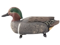 Drake Breeze-Ryder Green Wing Teal Duck Decoy Pack of 6