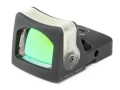 Trijicon RMR Reflex Red Dot Sight Dual-Illuminated 7 MOA Amber Dot Matte