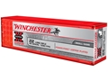 Winchester Super-X High Velocity Ammunition 22 Long Rifle 40 Grain Power-Point Lead Hollow Point