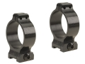 Talley 30mm Quick Detachable Scope Rings With Screw Lock Matte Medium