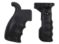Product detail of TacStar Tactical Pistol Grip &amp; Folding Vertical Forend Grip Set AR-15 Synthetic Black