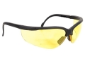 Caldwell Shooting Glasses Yellow Lens Package of 12