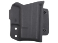 Comp-Tac Minotaur MTAC  Holster Body Right Hand Springfield XD 9mm, 40 S&W Kydex Black