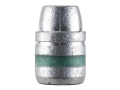 Hunters Supply Hard Cast Bullets 45 Caliber (452 Diameter) 255 Grain Lead Semi-Wadcutter