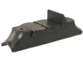 "NECG Classic Express Rear Sight with Island Base 2-Leaf Small for .600"" to .675"" Diameter Barrel Steel Blue"
