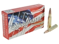 Hornady American Whitetail Ammunition 308 Winchester 150 Grain Interlock Spire Point Box of 20