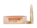 Hornady Dangerous Game Ammunition 416 Rigby 400 Grain DGS Flat Nose Solid Box of 20