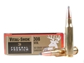 Product detail of Federal Premium Vital-Shok Ammunition 308 Winchester 165 Grain Sierra GameKing Soft Point Boat Tail Box of 20