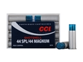 CCI Shotshell Ammunition 44 Special 140 Grains #9 Shot Box of 10