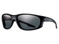 Smith Optics Elite Chamber Tactical Sunglasses Black Frame Polarized Gray Lenses