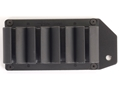 TacStar SideSaddle Shotshell Ammunition Carrier 20 Gauge 4-Round Remington 870, 1100, 11-87 Black