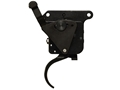 Timney Thin Rifle Trigger Remington 700, 40X with Safety 1-1/2 to 4 lb Black