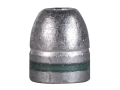 Hunters Supply Hard Cast Bullets 45 Caliber (452 Diameter) 200 Grain Lead Pentagon Hollow Point