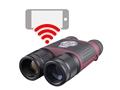 ATN BinoX THD Thermal Binocular 2.5-25x 50mm 640x480 with HD Video Recording, Wi-Fi, GPS, Smooth Zoom, Smartphone Control via iOS or Android app Matte