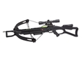 Carbon Express X-Force 350 Crossbow Package with 4x32 Glass Etched Reticle Illuminated Scope Kryptek camo