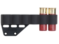 Product detail of Mesa Tactical Sureshell Shotshell Ammunition Carrier 12 Gauge for Urbino Stock Cheek Rest Right Side 6-Round Aluminum Matte