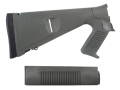 Mesa Tactical Urbino Tactical Stock with Limbsaver Recoil Pad and Forend Benelli M4 12 Gauge Synthetic OD Green