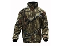 ScentBlocker Men's WindTec Fleece Jacket Polyester Mossy Oak Break-Up Infinity Camo Medium 38-40