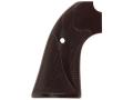 Vintage Gun Grips Ruger Bisley Polymer Black