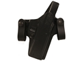 Opened Package Holsters Belt and Inside the Waistband Holster Right Hand Glock 17, 22, 31 Kydex Black