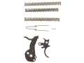 Power Custom Hammer and Trigger Kit with Wolff Spring Kit Ruger Single Action Bisley-Style Blue