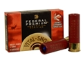 "Federal Premium Vital-Shok Ammunition 12 Gauge 3"" 3/4 oz Barnes Expander Tipped Sabot Slug Lead-Free Box of 5"