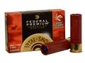 "Federal Premium Vital-Shok Ammunition 12 Gauge 3"" 3/4 oz Barnes Expander Tipped Sabot Slug Lead-Free Box of 5"