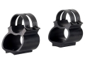Weaver 1&quot; Steel Lock See-Thru Ring Mount Remington 700 Matte