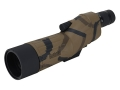 Bushnell Sentry Spotting Scope 18-36x 50mm Rubber Armored Camo with Tripod