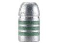 Hunters Supply Hard Cast Bullets 50 Caliber (501 Diameter) 420 Grain Lead Flat Nose