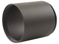 Leupold Alumina 2-1/2&quot; Sunshade (2004 and Newer) 50mm Matte