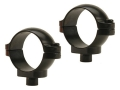 Leupold 1&quot; Quick-Release Rings Gloss Low