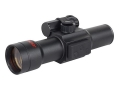 Tasco ProPoint TS Red Dot Sight 30mm Tube 1x 5 MOA Dot Matte