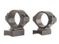"Talley Lightweight 2-Piece Scope Mounts with Integral 1"" Rings Winchester 70 Post-64 with .330 Rear Mount Hole Spacing (.300 H&H, .300 Weatherby, .375 H&H, .416 Remington and .458 Winchester Magnums)"