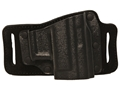 Opened Package Holsters Belt Holster Right Hand Springfield XD Fullsize and Compact 9, 40 Caliber Leather and Kydex Black