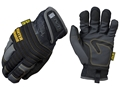 Mechanix Wear Winter Impact Insulated Gloves Synthetic Blend Black