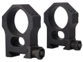Product detail of Valdada IOR 30mm Tactical Heavy Duty Picatinny-Style Rings Matte High