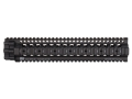 Daniel Defense 7.62 Lite Rail 12.0 Free Float Tube Handguard Quad Rail LR-308 Rifle Length Aluminum Black