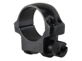 Ruger 1&quot; Ring Mount 3B Gloss Low