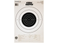"Product detail of Champion Score Keeper 25 Yard Slow Fire Pistol Target 12"" x 16"" Paper Black Bull Package of 12"
