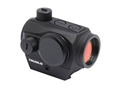 TRUGLO Tru Tec Red Dot Sight 20MM 1x 2 MOA Reticle Picatinny Style Mount Matte