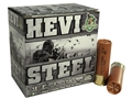 "Hevi-Shot Hevi-Steel Waterfowl Ammunition 12 Gauge 3"" 1-1/4 oz #2 Non-Toxic Shot"